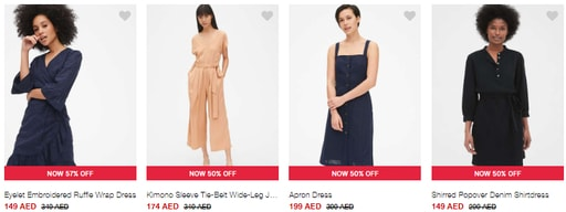 GAP UAE Women
