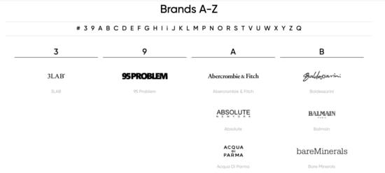 Golden Scent Brands