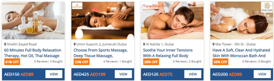 Great Deals Massage