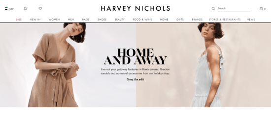 Harvey Nichols UAE