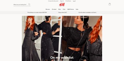 H&M Egypt