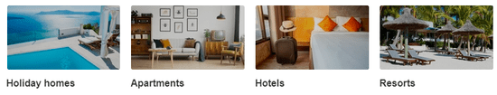 Hotels Booking Code