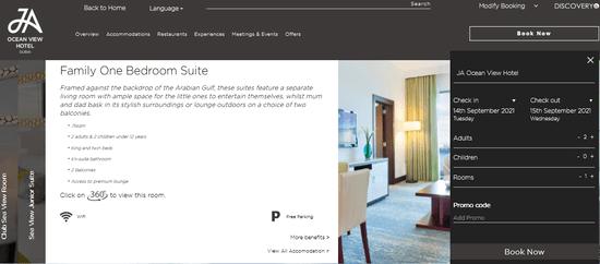 Apply JA Resorts Promo Code