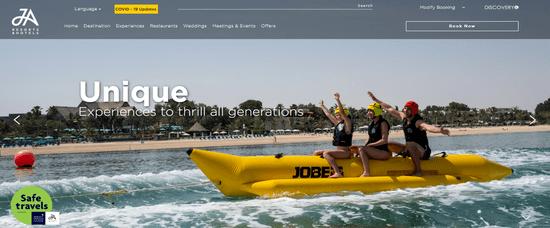 Visit JA Resorts