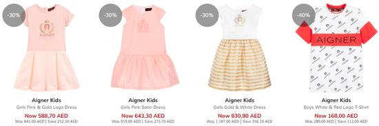 Junior Couture Sale