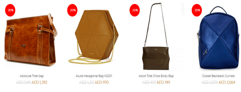 Kaizer Leather Women Shoulder Bags
