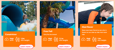 Laguna Waterpark Offers