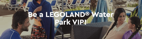 Legoland Water Park Cabanas