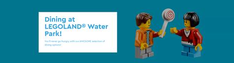 Legoland Water Park Dinning