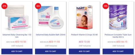 Life Pharmacy Baby