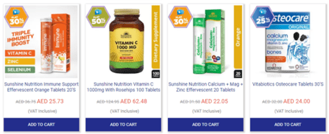 Life Pharmacy Vitamins