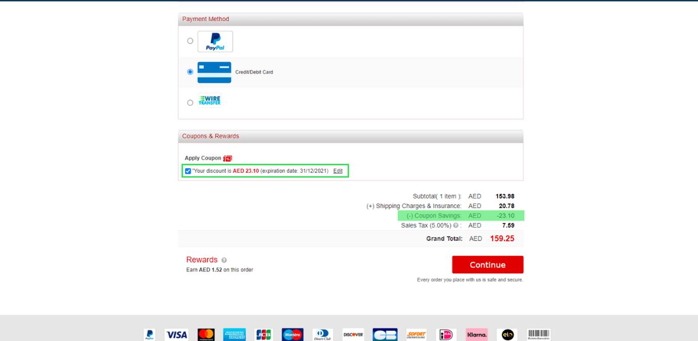 LightintheBox Discount