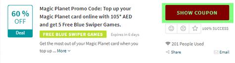 Magic Planet Code