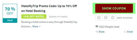 MakemyTrip Code