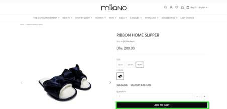 Milano Cart