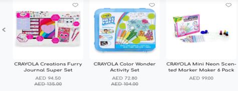 Mom Store Educational Material