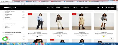 Shop Muudha Women's Clothing at Coupon UAE