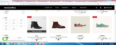 Shop Muudha Women's Shoes at Coupon UAE