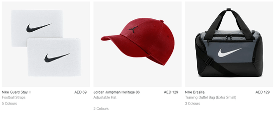 Nike Offers