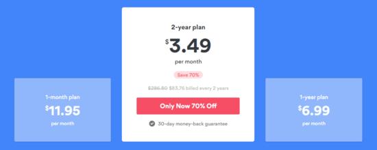 NordVPN Plans
