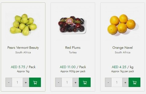 NRTC Fruits