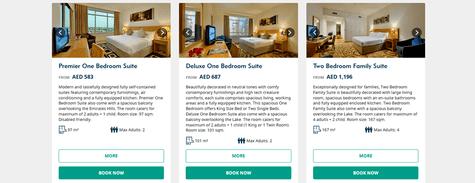 Oaks Hotels & Resorts Oaks Liwa Heights
