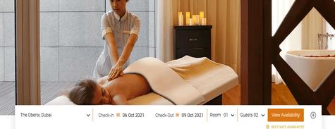 Oberoi Hotels Wellness
