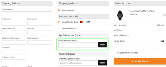 Ontime Checkout