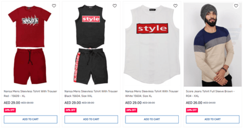 OurShopee Clothing
