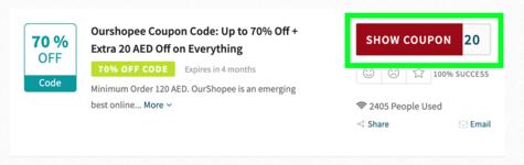 OurShopee Code