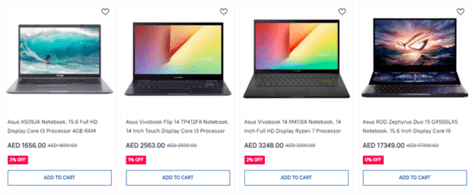 OurShopee Laptops