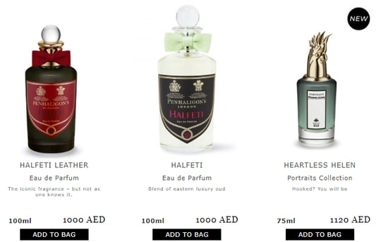 Penhaligons Offers