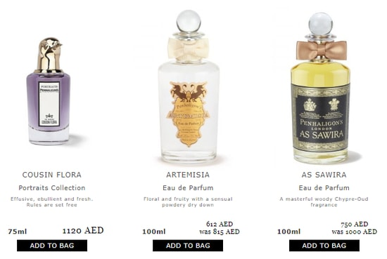 Penhaligons Gifts