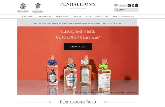 Penhaligons UAE