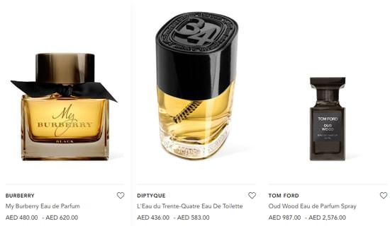 Bloomingdale Perfumes Coupon