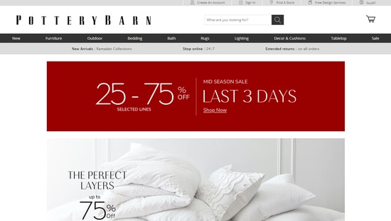 Pottery Barn UAE
