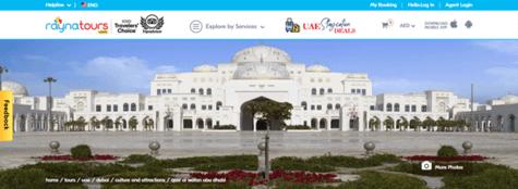 Qasr Al Watan UAE