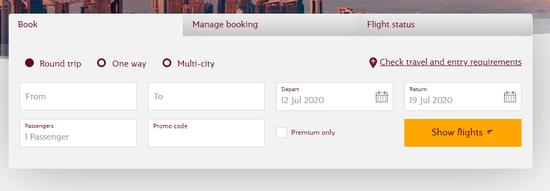 Qatar Airways Discount