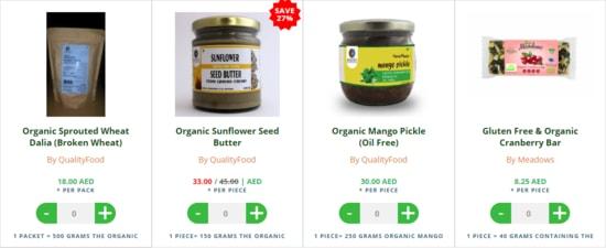 QualityFood Organic