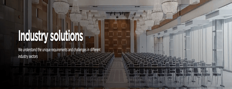 Radisson Hotel Industry Solutions
