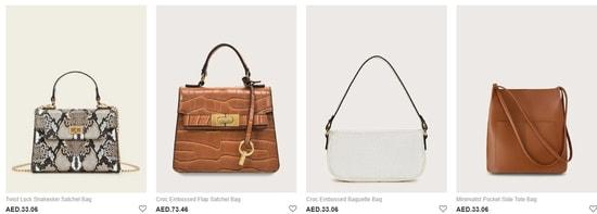 SHEIN Bags