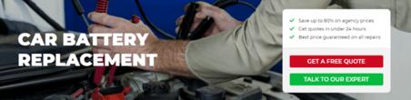 Service My Car Battery