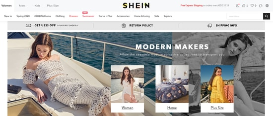 SHEIN Promo