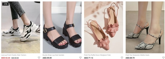 SHEIN Shoes