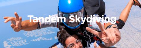 Skydive Tandem