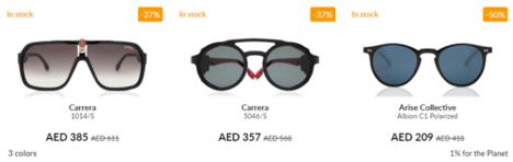 SmartBuyGlasses Sun Glasses