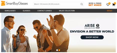 SmartBuyGlasses UAE