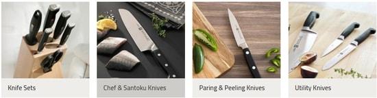 Tavola Knives