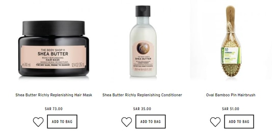 Body Shop Offers