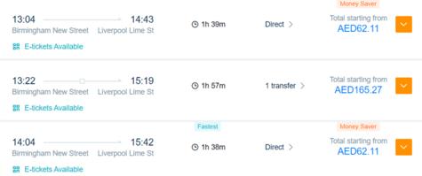 Trip.com Trains